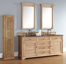 Unfinished Bathroom Vanity Homethangs Com Has Introduced A Guide To Unfinished Solid Wood