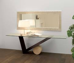 modern console table decor glass top modern console tables console table styles and formats
