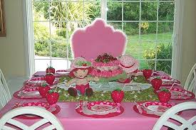strawberry shortcake party supplies strawberry shortcake party ideas design dazzle