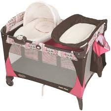Pink And Brown Graco Pack N Play With Changing Table Cheap Graco Pack N Play Graco Pack N Play Playard With Newborn