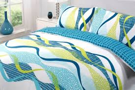 Green And White Duvet 15 Cool Blue And Green Duvet Sets Bedroomm