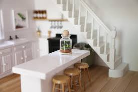 miniature dollhouse kitchen furniture this handmade dollhouse will your mind to view