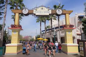 Map Of California Adventure Everything To Know About Disney California Adventure U0027s Epic Food
