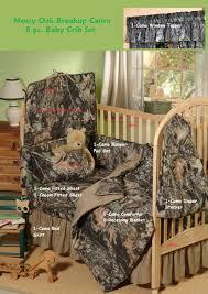 Camo Living Room Furniture Amazon Com Mossy Oak Camo 8 Pc Baby Crib Set Nursery Gift Set