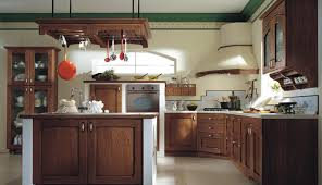 Rustic Oak Kitchen - amazing attractive classic kitchens combined with rustic wood