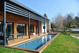 interieur maison bois contemporaine beautiful maison moderne en bois prix pictures design trends