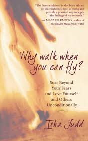 you can fly why walk when you can fly soar beyond your fears and love yourself
