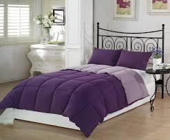 amazon com chezmoi collection 2 piece purple lilac super soft