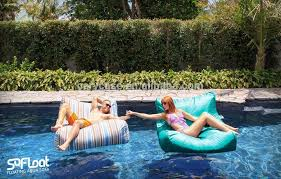 extra large floating bean bag giant pool side beanbag chair on