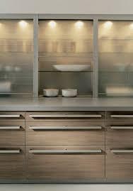 glass door kitchen cabinet lighting modern lighted kitchen cabinets