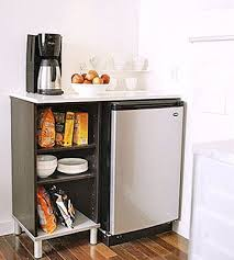 cabinet for small refrigerator 9032