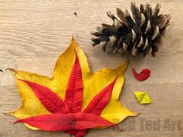 autumn leaf pine cone turkey ted s