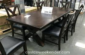 costco kitchen furniture marvelous costco dining room tables outdoor kitchen table sets