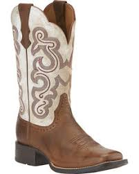womens square toe boots size 12 s ariat boots country outfitter