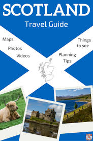 travel scotland the guide maps photos videos planning info