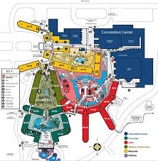 maps of nashville s opryland hotel