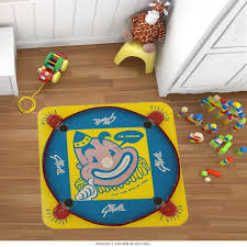giggle pool clown board game floor graphic game room decals