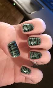 zebra nail art design youtube zebra print nail design simple nail