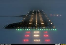 model airport runway lights airport overview airport overview runway taxiway at moscow