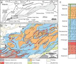 syn to post rift diapirism and minibasins of the central high
