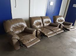 2 Seater Leather Recliner Sofa by Leather Reclining Suite 2 Seater Recliner Sofa Settee U0026 2