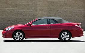 toyota camry le 2008 price used 2008 toyota camry solara convertible pricing for sale edmunds