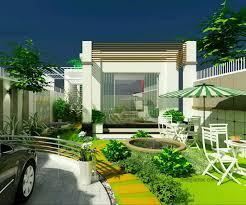 modern homes beautiful garden designs ideas modern home designs