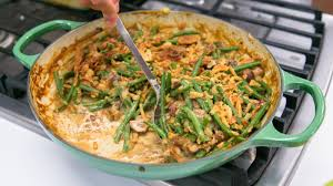 green bean thanksgiving recipes recipe rehab season 1 recipe how to chef laura vitale u0027s green
