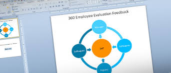 employee evaluation feedback template for powerpoint360 evaluation