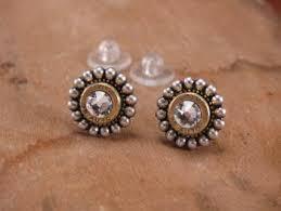 bullet stud earrings sureshot jewelry bullet earrings sureshot jewelry