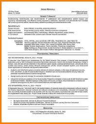 Strong Resume Summary 7 Data Analyst Resume Summary Precis Format