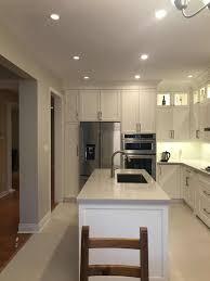 custom kitchen cabinets markham modern kitchen featuring l shape design and glass door