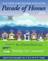 brhba parade of homes magazine 2015 by west willow publishing