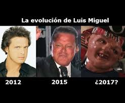 Luis Miguel Memes - los memes no perdonaron a luis miguel el debate