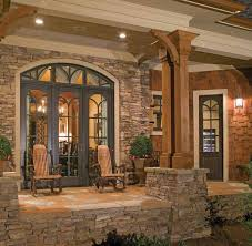 Rustic Home Interior Design by Craftsman Style House Plans With Interior Pictures Home Decor