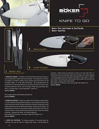 kitchen knives to go 03bo800 boker knife to go boker professional knives cook cutlery