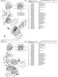 suzuki 125cc intruder part num