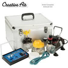 creative air airbrush sets jerry u0027s artarama