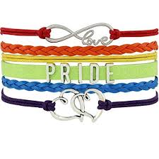 multi strap bracelet images 1021 best lgbt jewelry images rainbow pride gay jpg