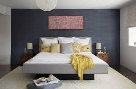 chambre gris chambre jaune et gris idées et inspiration déco clem around