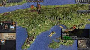 7 Kingdoms Map Tsk Aopk Update News The Seven Kingdoms An Age Of Petty Kings