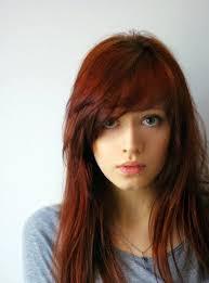 best shade of red straight dark auburn hair style jpg 990 1334 hairstyle