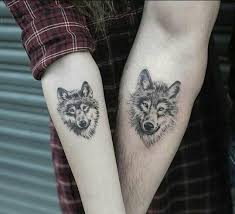 wolf tattoos on arm awesome wolf arm tattoos for and