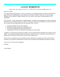 leading professional supervisor cover letter examples u0026 resources