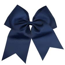 hair bows for solid 8 cheer bows with elastic band big school hair bows for