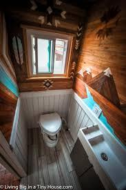 amazing diy tiny house with super cool loft hammock living big