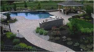Paver Patio Design Lightandwiregallery Com by Beautiful Pool And Patio Design Ideas Photos Home Decorating