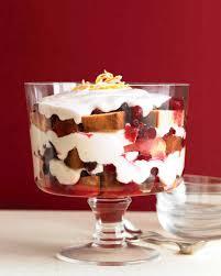 12 impressive trifle recipes martha stewart