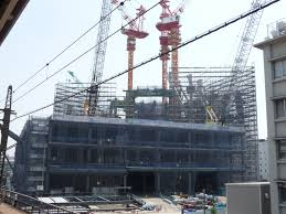 construction scaffolding scaffolding building materia