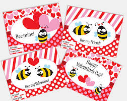 kids valentines day cards kids card etsy